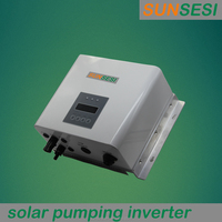 1.5kW three phase 220v 60Hz Pure Sine Wave Solar pumping controller for irrigation
