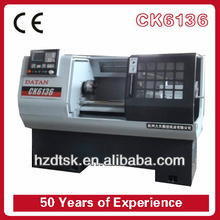 High Quality CK6136 mini cnc lathe service