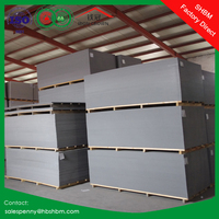 high density decorative waterproof fire rated fiber cement siding board wall cladding 6mm fiber cement board