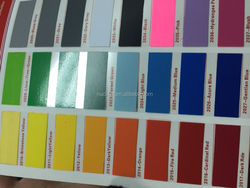 Custom Color Cut Vinyl and Die Cut PVC Vinyl Stickers
