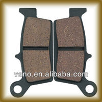 oem quality for various models 90cc atv brake pad L90