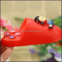 custom made pet product manufature, dog&cat chew shoe shape toy, manufature pet chew toys