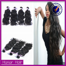 Masterpiece! Dyeable quick delivery full fix cheap hair bundles natural hair brazilian beach wave hair