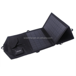 made in china small solar inverter kit 14W flexible solar charger for africa