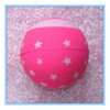 2015 colorful solid sponge rubber ball