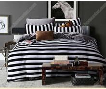 Wholesale brand new polyester super soft fleece printed zebra stripe comforter