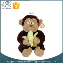 Promotion fashionable style new product custom plush toys monkey