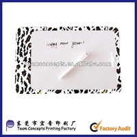 cardboard magnetic smart board with smart pens made in china