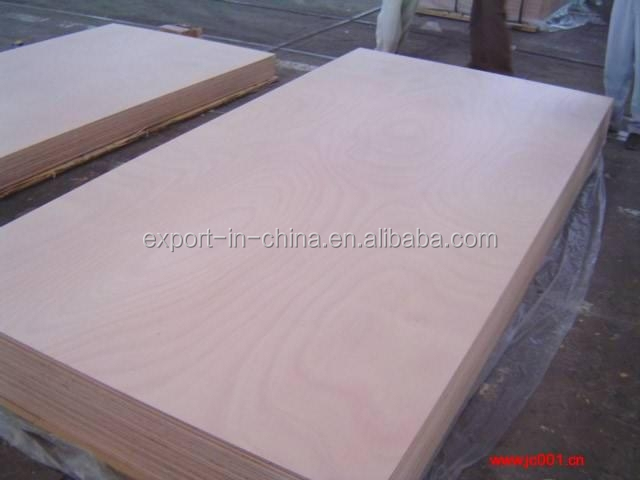 Teak veneer plywood concrete form commercial