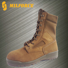 OEM/ODM China supplier coyote color cheap military desert boots