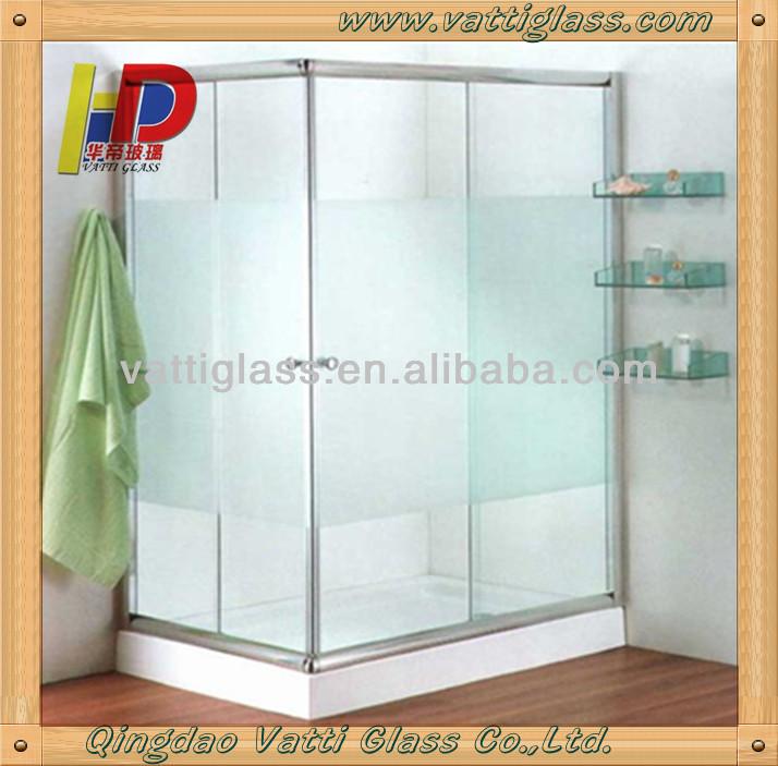 Puertas De Baño En Cristal Puerto Rico:puerta corrediza de vidrio, Vidrio baño puertas de entrada-Cristal de