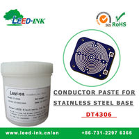 Palladium silver conductor paste for Stainless Steel