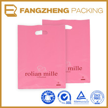 Hot New Products For 2015 Die Cut Handle Plastic Bag