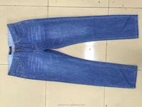 2015 cheap wholesale blue jeans man