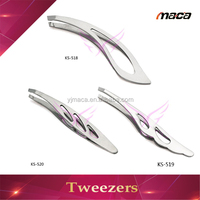 Professional children tweezers
