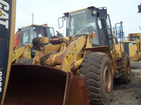 low price used hydraulic wheel loader, used loader 962g USA original