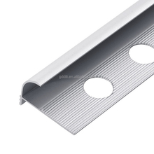 aluminum tile trim profile, aluminum corner tile trim for marble edgev