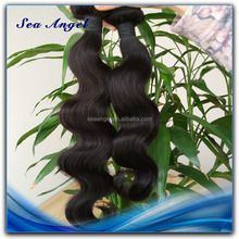 Body Wave Popular Style 7A Quality Short Hair Brazilian Weave