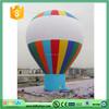 Custom inflatable ground balloon