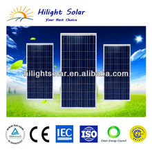 Competitive price Poly 150w Solar panel for sale from China