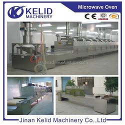 Mesh Belt Tunnel Microwave Chemical Stuff Dryer