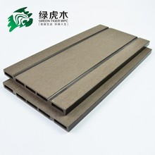 WPC (wood and plastic composite) wall board