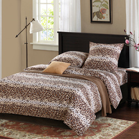 100% cotton animal design shipping free for Russian contemporary duvet cover sets