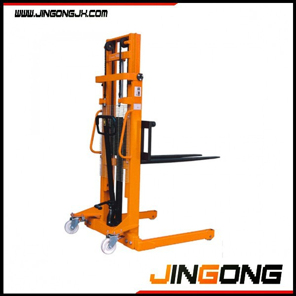 Manual Hydraulic Lift : Manual hydraulic forklift trucks portable lift