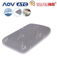 Bamboo pillow manufacturers cheap customized memory foam bamboo pillow