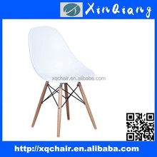 Eames Chair With Four Wood Legs XQ 863