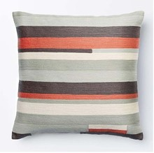 30*30 Fashion Plain 100% Linen Decorative Cushion Pillow