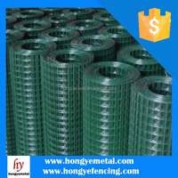 Manufacturers Ss 304 Ss 316 Thick Green PVC Coated Wire Mesh
