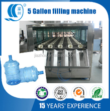 300BPH Automatic 5 gallon Water Filling Machine/ 5 gallon Water Bottling Plant/ Automatic Bottle Washing Filling Capping Machine