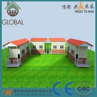 Hight Quality Prefab Living Container House Nanning New Future Company