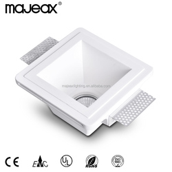 Hot sell recessed ceiling light fixtures trimless light cost