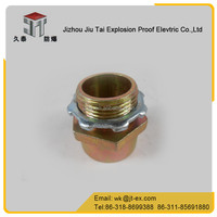 cheap good quality water-power engineering explosion proof joints/ explosion-proof pipe joint