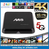 2015 best quad core android 4.4 os watching free sexy porn m8 tv box