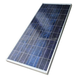100W Photovoltaic Solar Panels 100 Watt PV solar panels