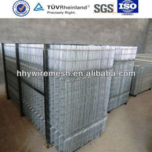 galvanized/PVC coated wire mesh fencing, export quality
