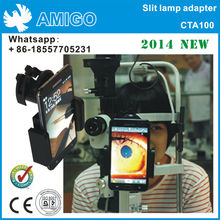 Slit lamp adapter CTA100 - Digial Eyepiece adapter - suit all mobile - Iphone, android