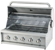 Table top gas grill head Stainless Steel Gas grill built-in