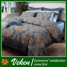 1000 thread count 100% egyptian cotton cartoon bed sheet