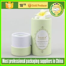 cheap round tube wine boxes for package glass dropper bottle