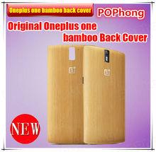 Original Oneplus one bamboo Rear cover 100% Original Rear cover