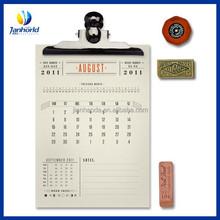 professional printing service bamboo wall calendars