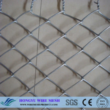 made in china The shipping of the PVC coated galvanized chain link fence( diamond wire mesh), PVC Coated Chain Link Fence
