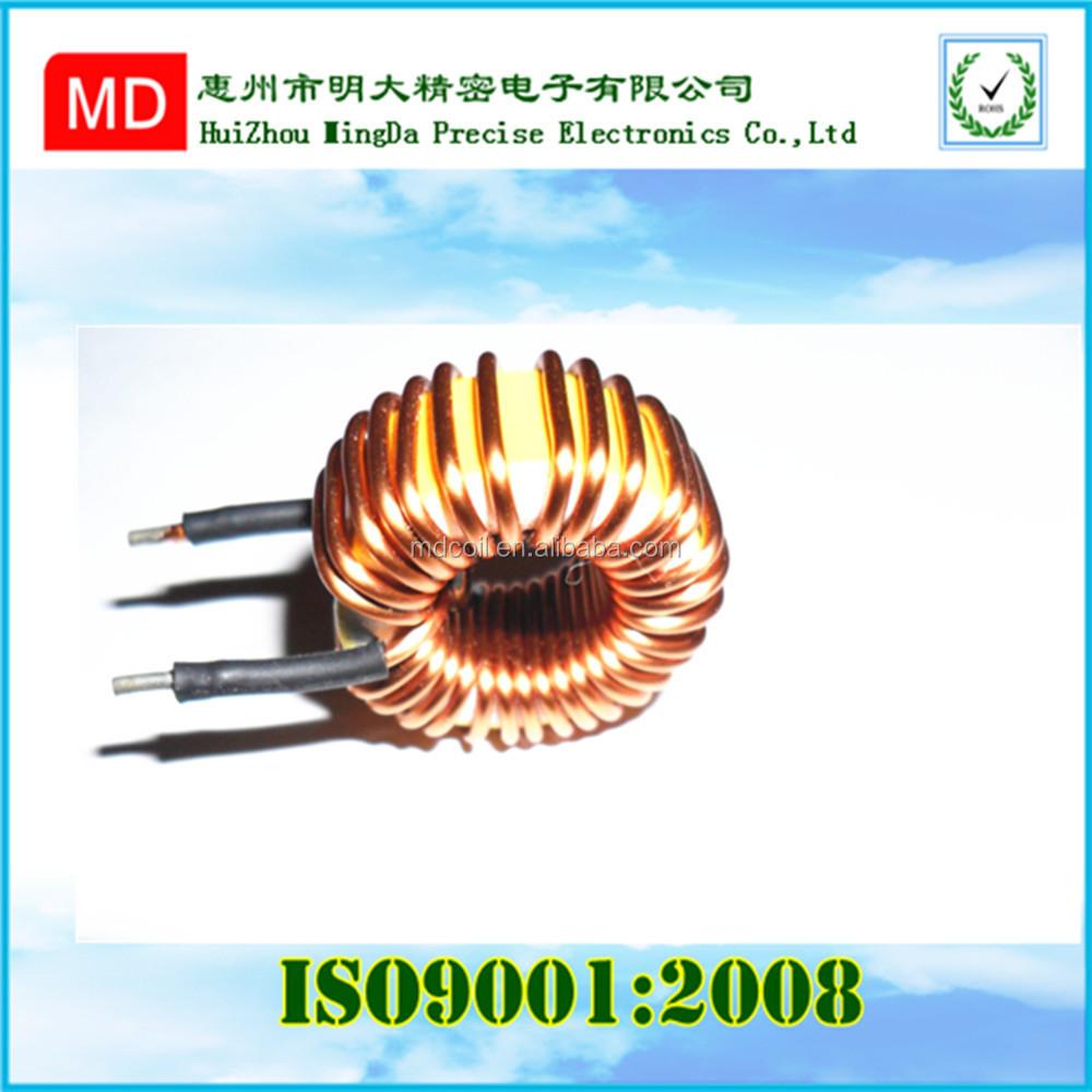 high current ferrite core sendust core toroidal inductor