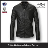 New Design Black With Gold Zipper Leather Jacket, Men's Custom Yamaha Leather Motorcycle Jacket
