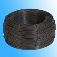 Black reinforcing steel bar binding wire for engineering area with factory price