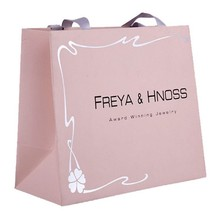 custom made promotional multifunction craft paper bag with logo